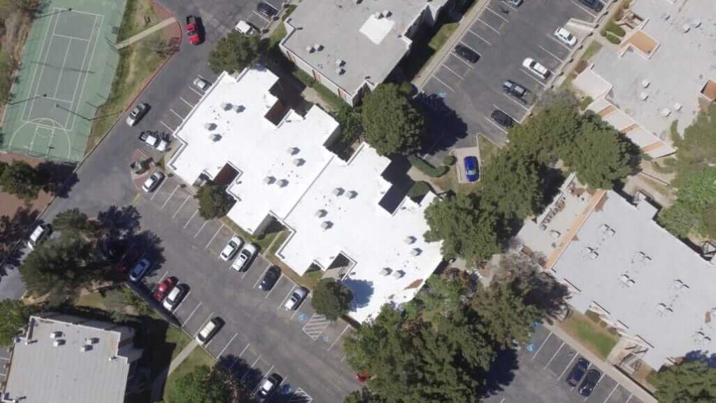 Building Roof - Smith & Ramirez Commercial Roofing Services